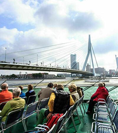 Rotterdam, Spido arrangement